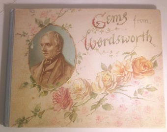 Gems from Wordsworth Rare out of Print 1909