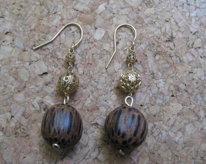 Insouciant Studios Blue Mountain Earrings