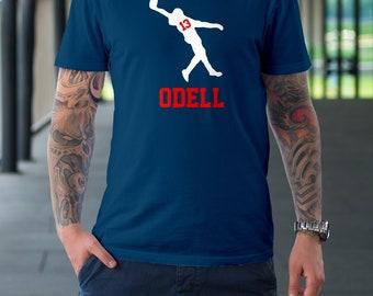 New York Giants Odell Beckham Jr. Jersey Shirt Men Size S-5XL,New York Giants t shirt,Odell Beckham Jr. t shirt