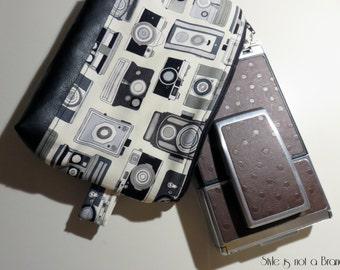 Polaroid SX-70 padded case // custodia per polaroid modello SX70