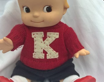 "Rose O'Neill Kewpie Doll 11"" Japan"