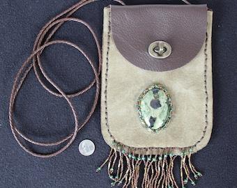 Leather Smart Phone Bag