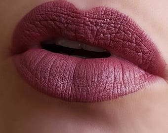 Stassi by DAVAL, Liquid, Matte, Lipstick, Pink, Nude, Neutral, Dusty, Rose, Wine, Mauve, Medium, Blush, Berry, Halifax, Nova Scotia