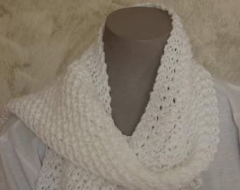 Turkish handmade knitted scarf