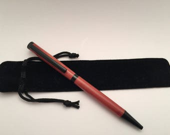 Hand Turned Eastern Red Cedar Pen