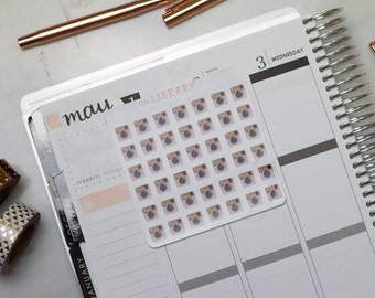 Instagram Inspired Hand Drawn Social Media Planner stickers, perfect for Erin Condren, Happy Planner, Inkwell press
