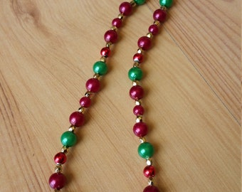 Holiday Fun Christmas Tree Necklace