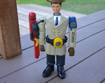 Inspector Gadget Action Figures - a dozen of them!
