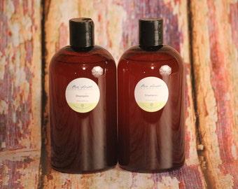 16oz Organic Shampoo