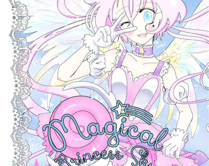 Magical Princess Sky Volume 1 - original manga