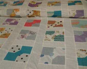 Bow Tie Quilt Pattern, PDF Quilt Pattern