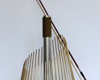 Whalophone - Turtle Drums classic waterphone - 42 brass rods! Bow included! 5% DISCOUNT!