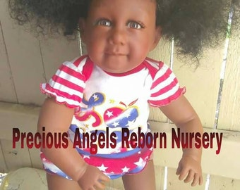 Custom Made To Order AA Reborn Baby girl Made to Order from the Pat Secrist Kit