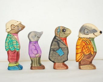 Wind In The Willows Toys