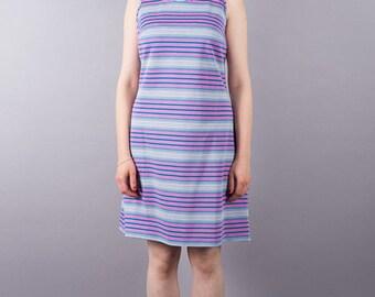 Striped vintage dress - Kiki