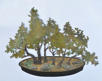 3XL Commission: Yose Ue  Style with Plexiglass Pot reproduction