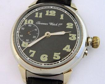 Vintage Swiss watch Tavannes Watch Co. #10