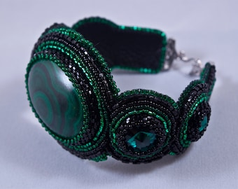 Emerald Nights Bracelet