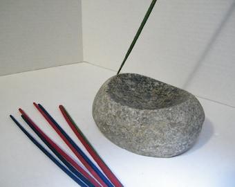 Incense Burner/ Natural Stone Incense Burner/Incense Gift Set