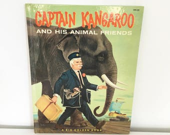 Captain Kangaroo and His Animal Friends - First edition (1959)