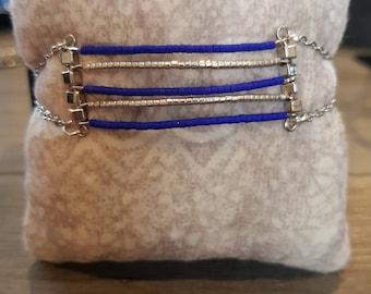 Bracelet 5 rows