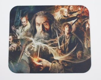 Hobbit Cast Mouse Pad