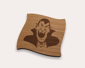 Count Dracula Coaster 262-303