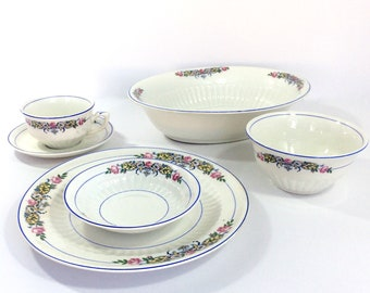 37 piece Knowles Taylor Knowles Dish Set