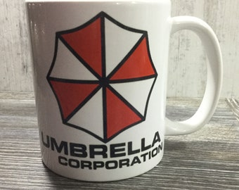 Umbrella Corp - Resident Evil  - Coffee - Tea - MUG
