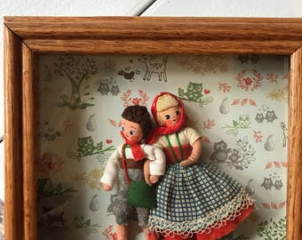 Hansel and gretel baps dolls 1940