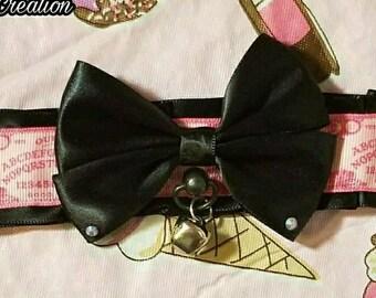 Pink Ouija Board Collar