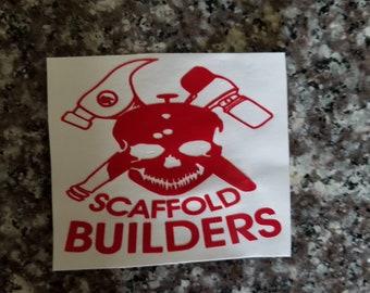 scaffold builder
