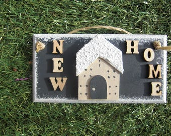 Handmade Home Plaques Unique
