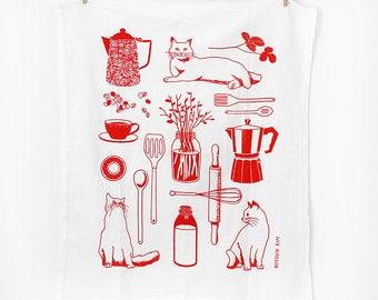 Kitchen Tea Towel