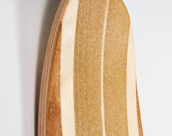 Greeny Kicktail Cruiser Skateboard Deck