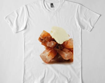 Butter Crystal Tee