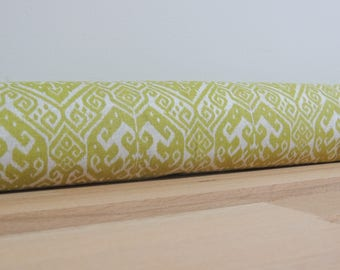 Door draft Stopper. Door or window snake. Draught excluder. House and home accessory.eco friendly energy saver