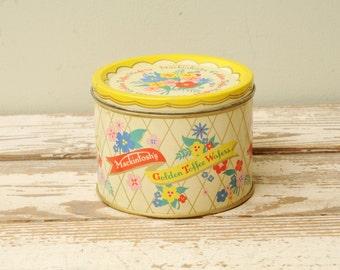 Vintage MacKintosh's Candy Tin ENGLAND