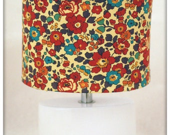 Made to order * lamp with Liberty white foot (non-contractual Photos)