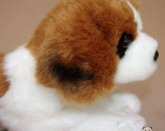 St. Bernard Stuffed Animal Plush Toy