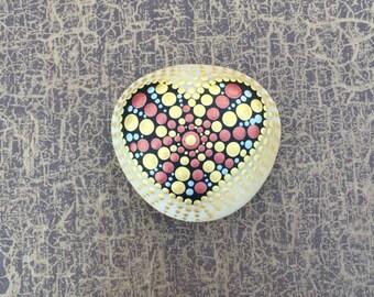 Heart-Stone Tricolore