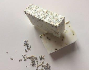 Lavender & Honey Goats Milk Moisturizing Soap