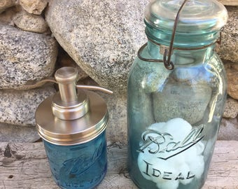 Mason Jar Soap Pump Kit Old Fashioned Well Pump Wide Mouth 304 lid