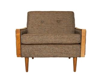 "Mid Century Modern Arm Chair (""Tyler Chair"")"