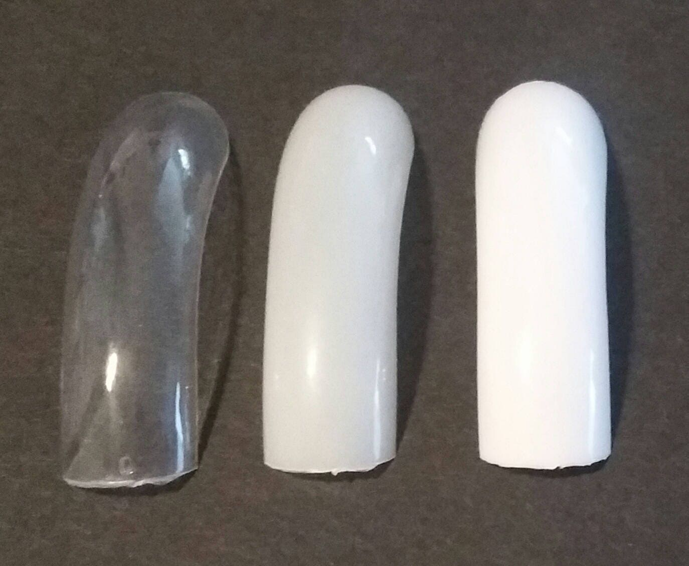 DIY Artificial EXTRA LONG Empress Curve Square Nails | Full Cover ...