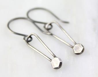 Little Dot Swing Earrings