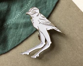Birdlegs Enamel Pin