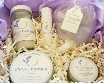 Pregnancy Gift Box