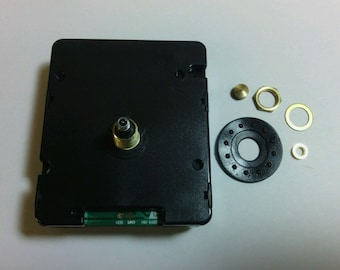 Radio Controlled Self Setting Atomic clock movement with choice of hands