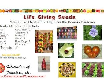 Entire Garden In one Package!